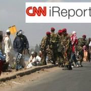 ETHIOPIAN REGIME KILLS 25 PEACEFUL PROTESTERS AND ARREST 1,500 CIVILIANS  by CNN
