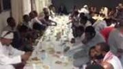 London lay Yetederegewu Ye Iftar Program