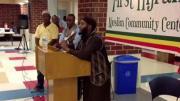 Haji Najib and Raayaa Aabba meccaa @ Iftar Program